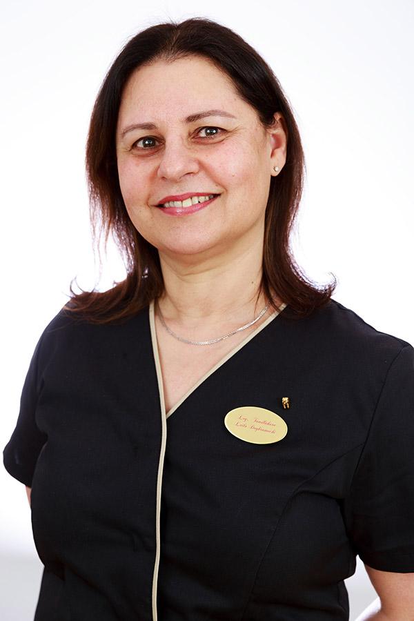 Leila Doghramechi